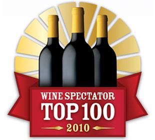 Top100 Wine Spectator 2010